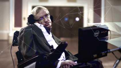 L'astrophysicien Stephen Hawking est mort à l'âge de 76 ans