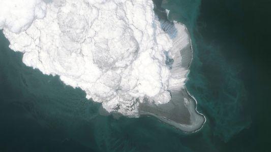 Le tonnerre volcanique enregistré pour la première fois