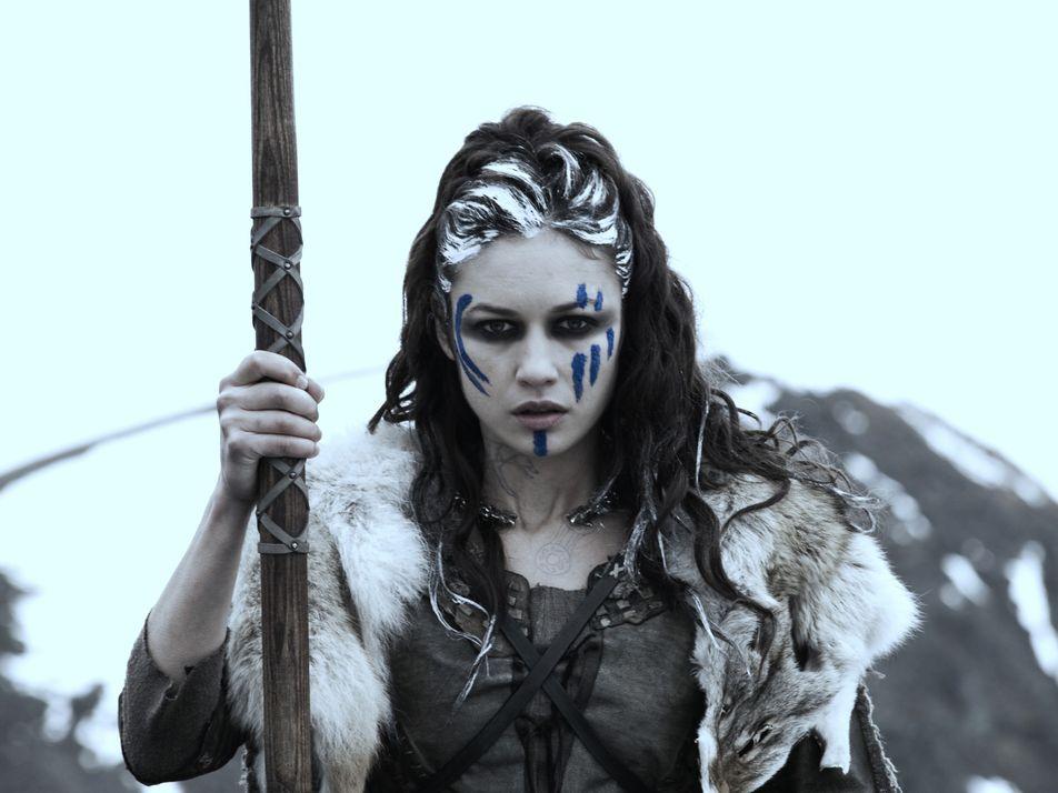 L'un des plus grands guerriers vikings était une femme