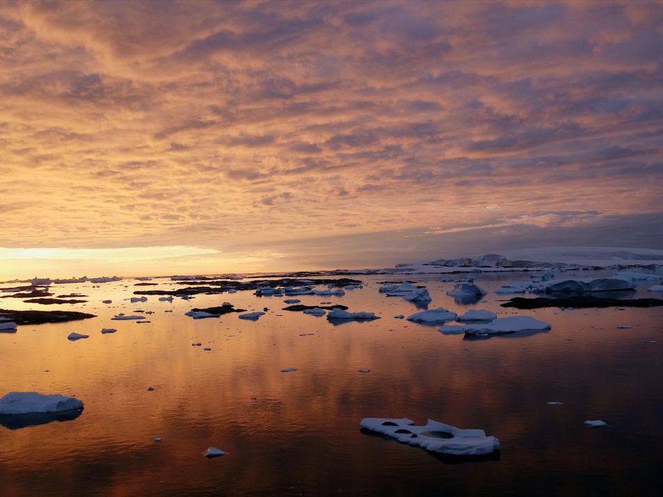 L'Antarctique comme vous ne l'avez jamais vu