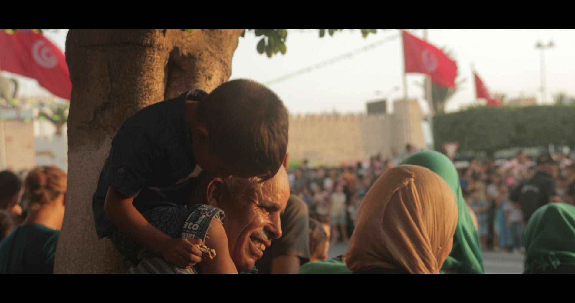 Visages - Carnaval de Sousse, Tunisie, 2018.
