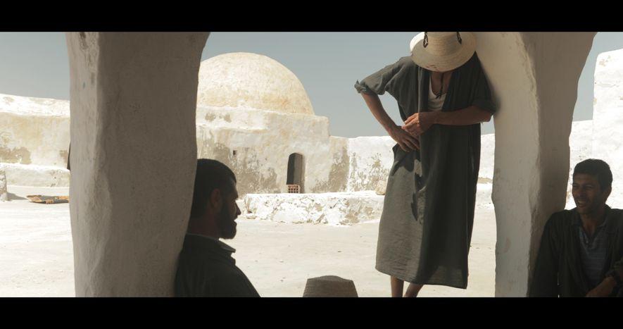 Balade dans les rues de Djerba