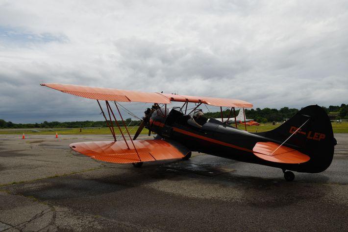 Au musée de l'Aviation et de l'Espace du Canada, il est possible de s'envoler avec un ...