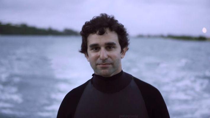 Explorateurs National Geographic : David Gruber