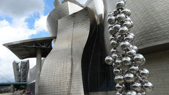 Musée Guggenheim Bilbao.