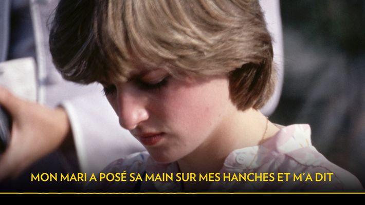 Diana : Une icône mystérieuse - Le rapport au corps