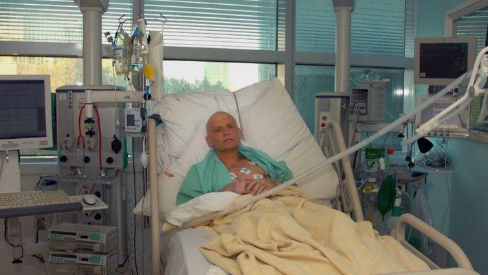 A Poutine tué Litvinenko ?