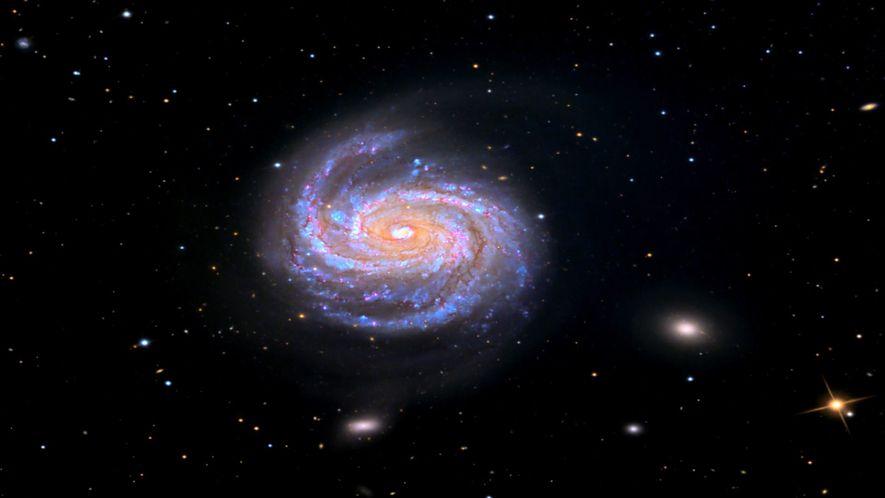 D'où vient l'univers ?