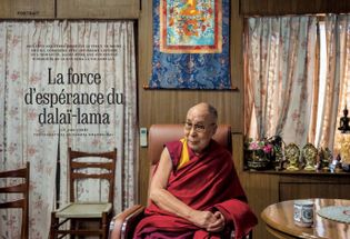 La force d'espérance du dalaï-lama