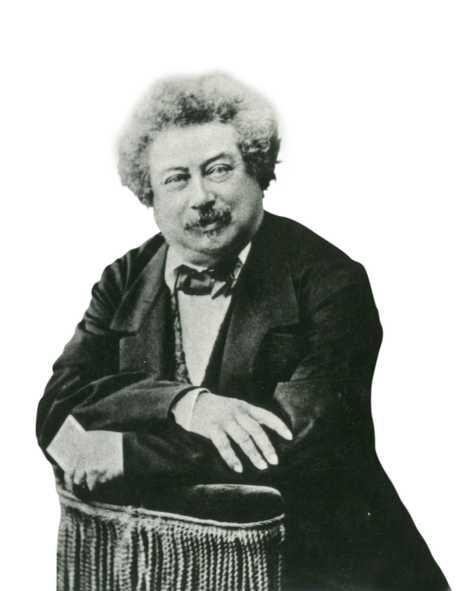 Alexandre Dumas, auteur des Trois Mousquetaires, écrit la suite des exploits de d'Artagnan dans Le Vicomte ...