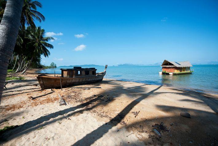 Koh Yao Noi, petite île voisine de Koh Yao Yai, est légèrement plus touristique, mais elle ...