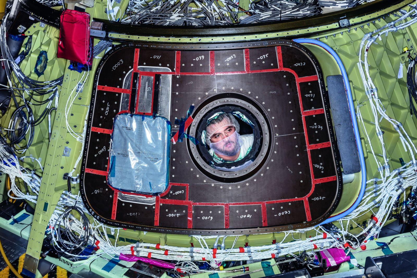 Habiter l'espace : un rêve impossible ?