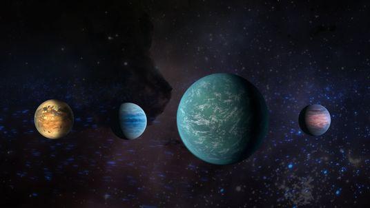 Comprendre : les exoplanètes
