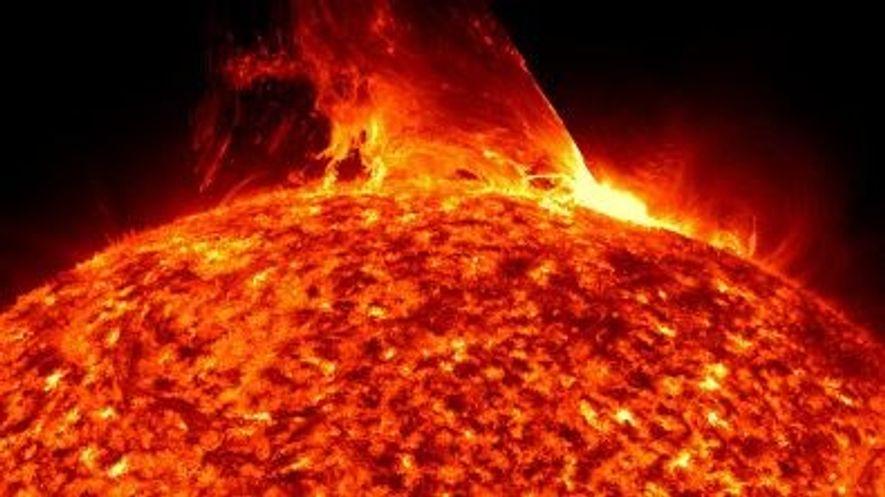 La NASA envoie une sonde pour toucher le soleil.