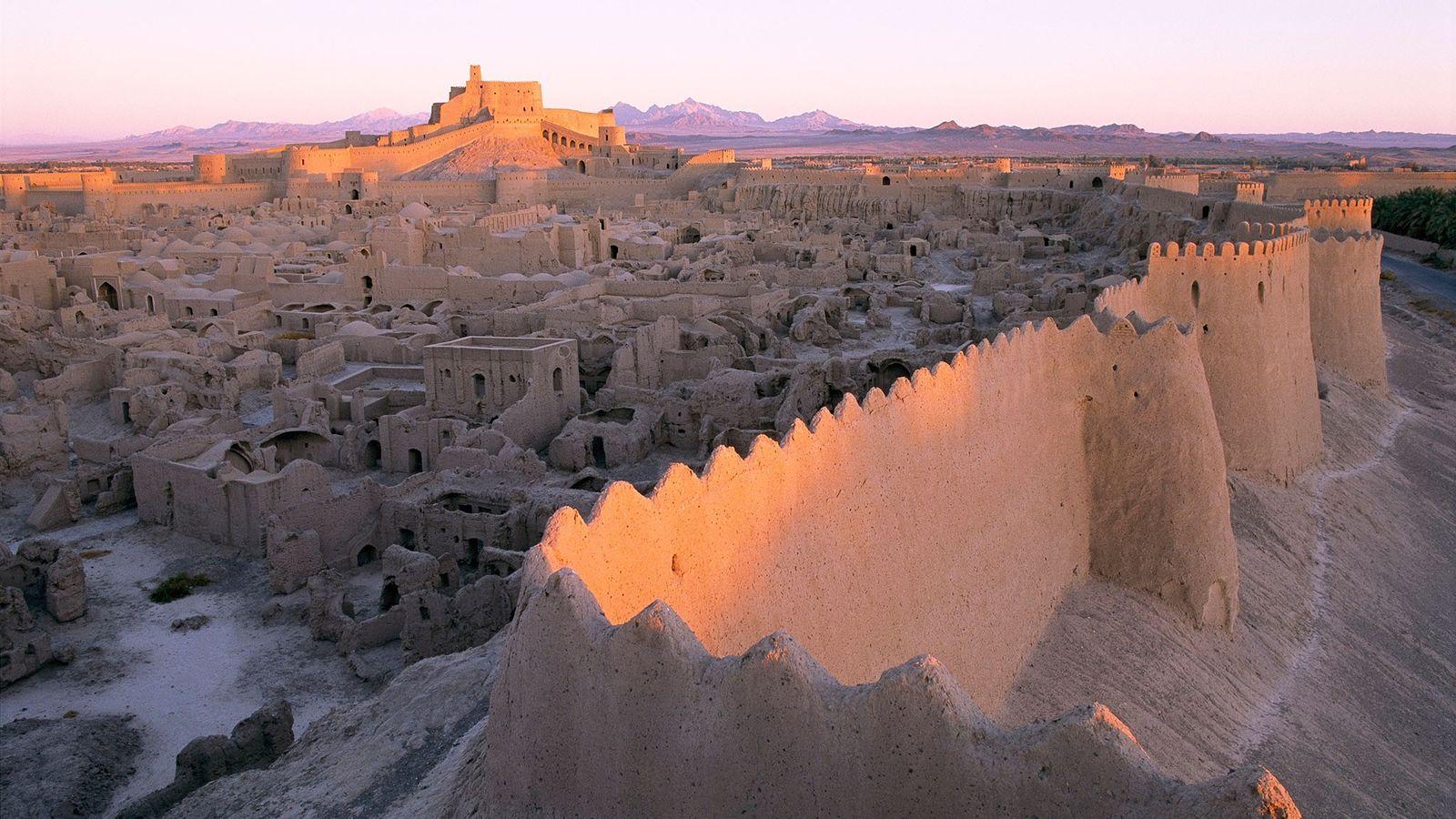 Ancient City of Bam, Iran