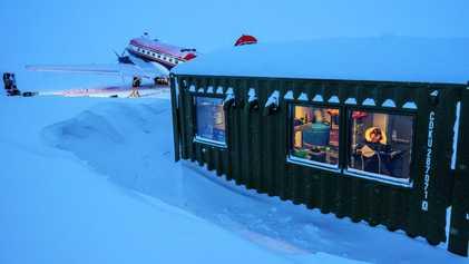 Reportage : vivre à la pointe nord du Groenland