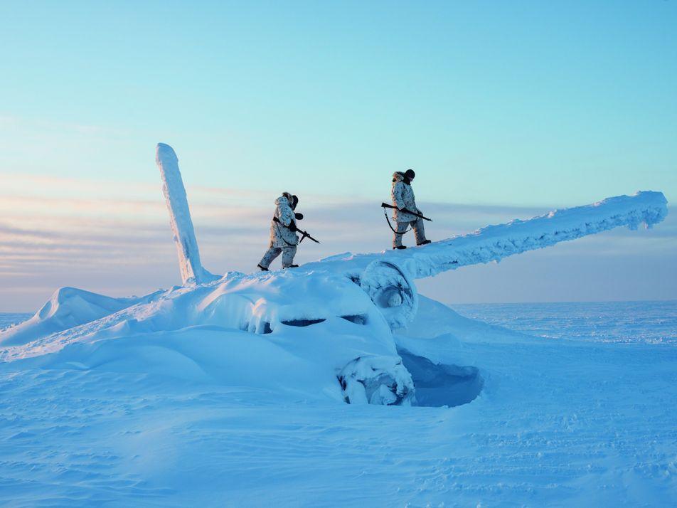Les Rangers inuits aux avant-postes du réchauffement de l'Arctique