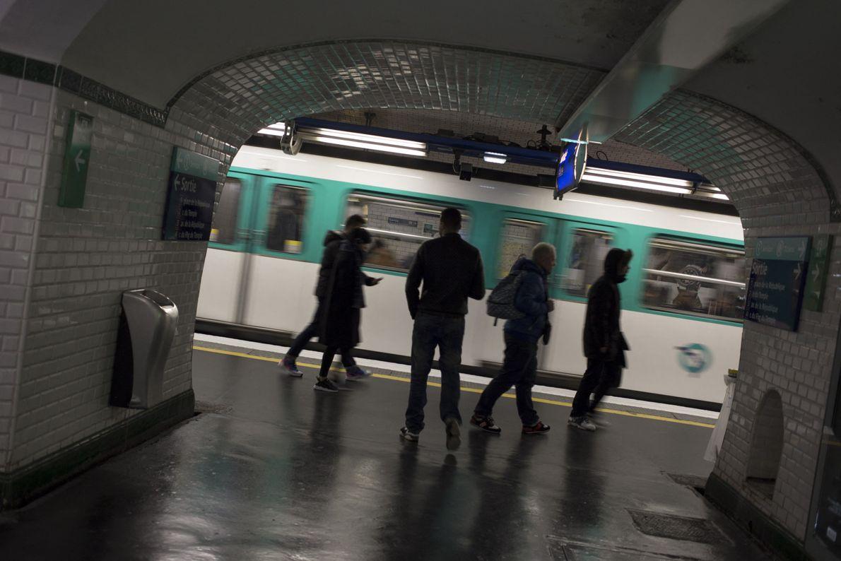 Station République, Paris