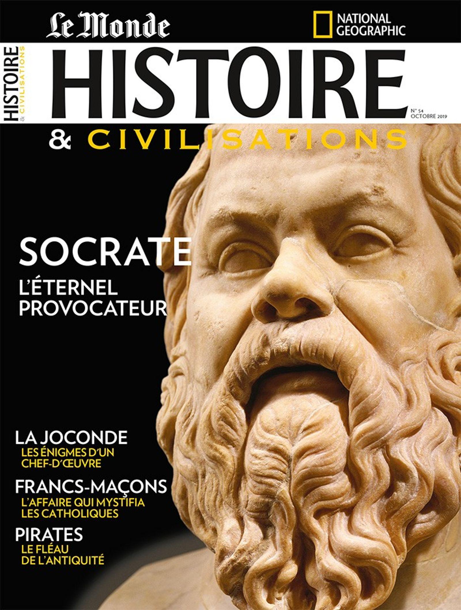 Sommaire du magazine Histoire et Civilisations - septembre 2019