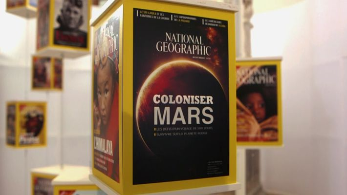 National Geographic s'expose au Museum d'Histoire naturelle