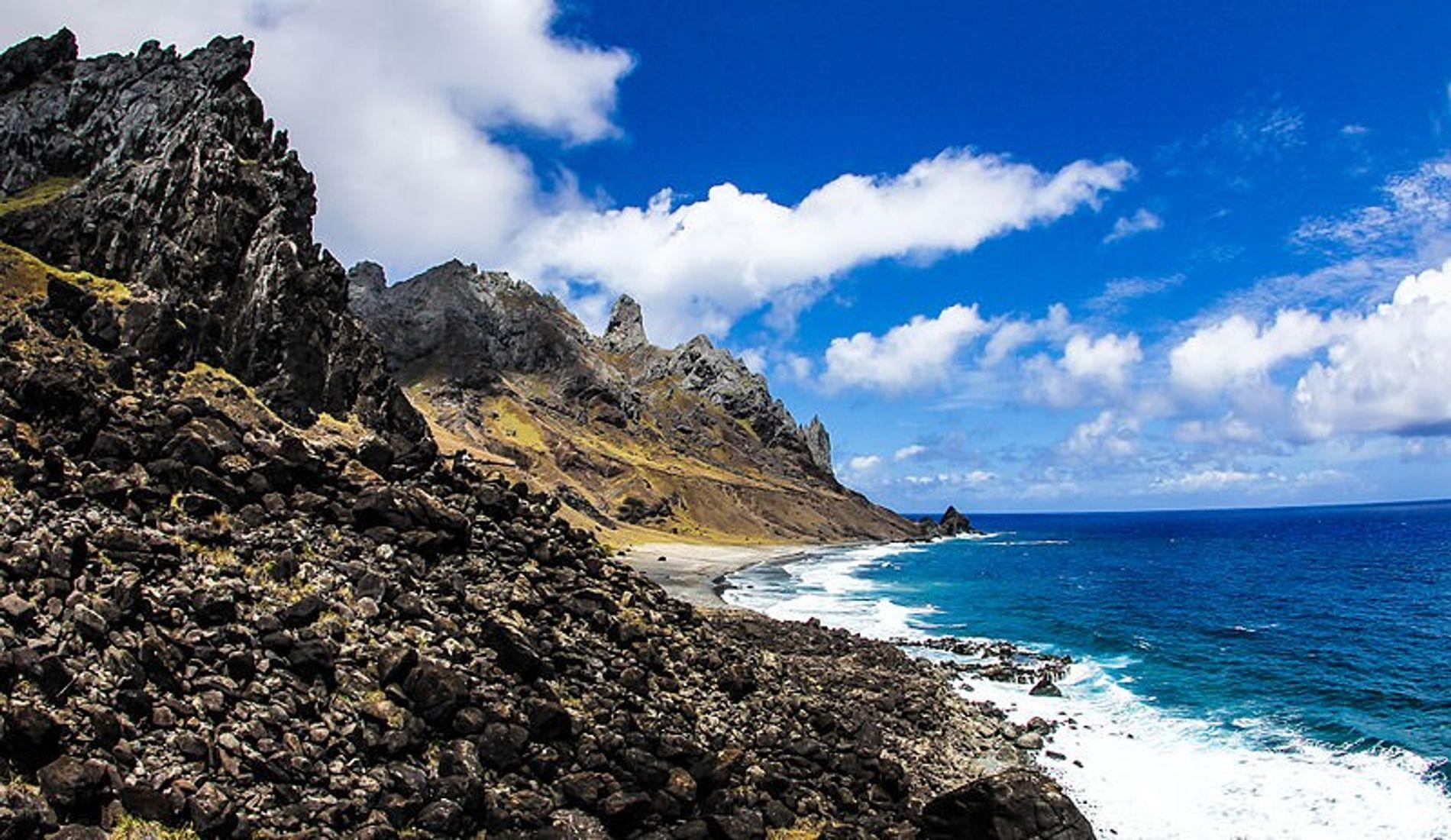 L'île de Trindade