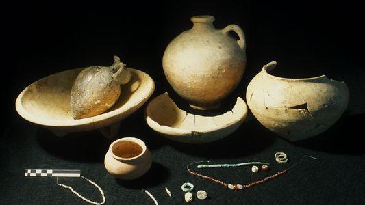 Des produits cosmétiques antiques découverts dans l'ancienne cité de Jéricho