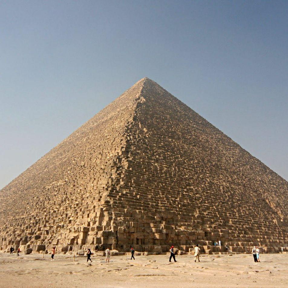 Les ingénieux systèmes de défense des pyramides de Gizeh