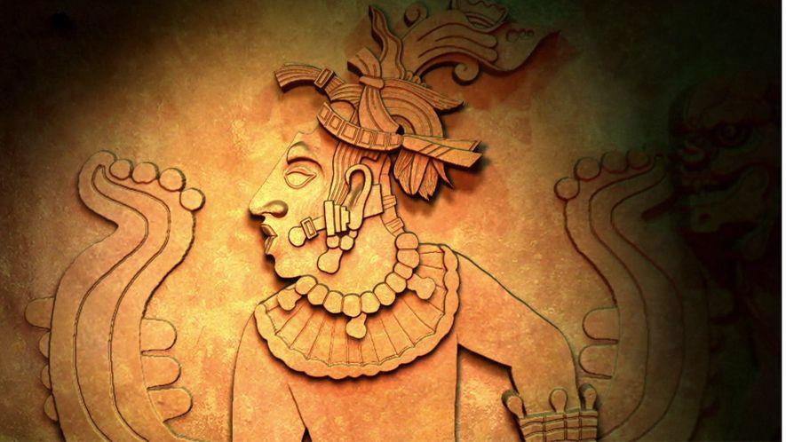 La création chez les Mayas
