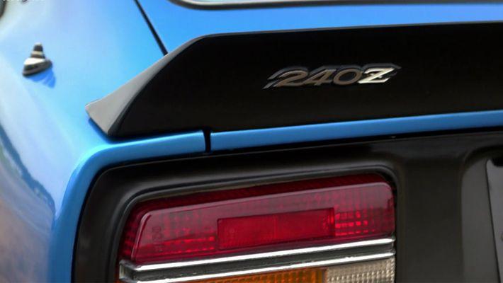 La datsun 240Z une merveille des années 70