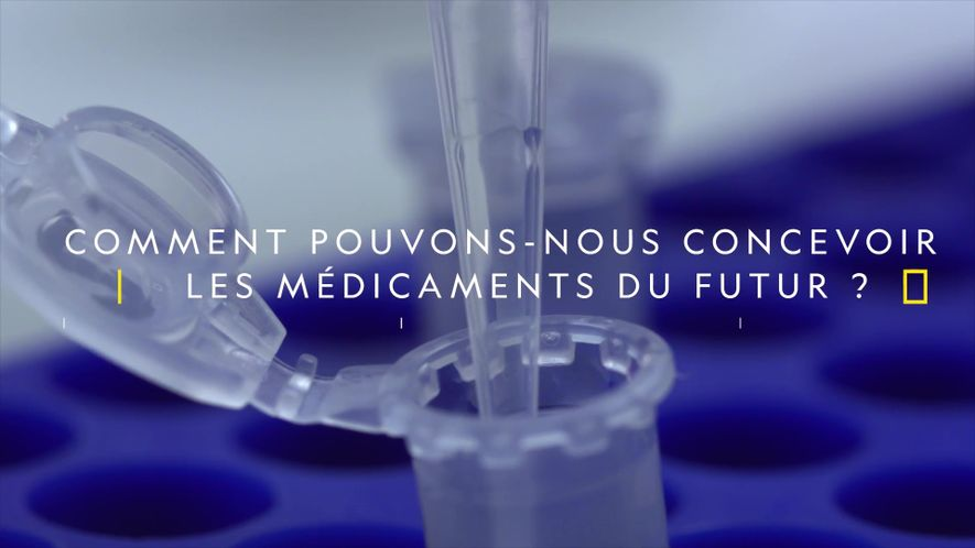 La fabrication d'un médicament
