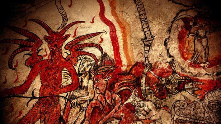 La vision du mal zoroastrisme