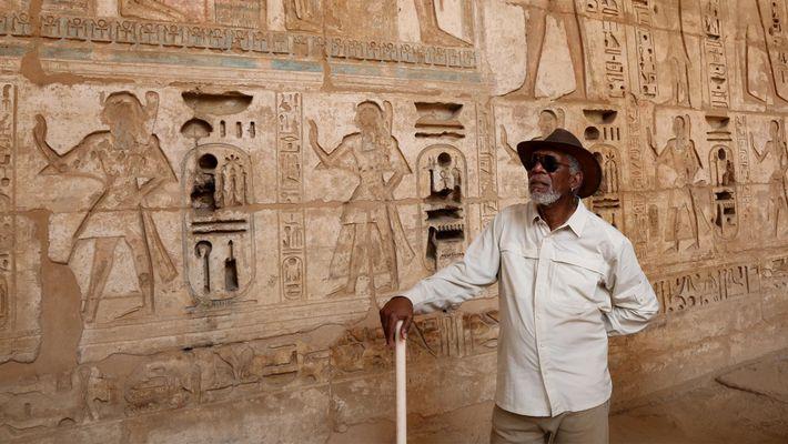 Le jugement dans l'égypte ancien