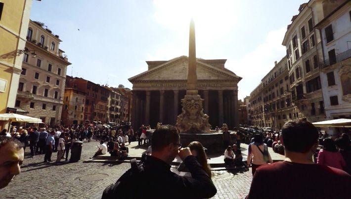 Les romains et la volontée de dieu