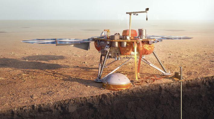 Quelles sont les missions de la NASA sur Mars ?