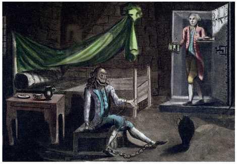 Qui était vraiment l'homme au masque de fer ?