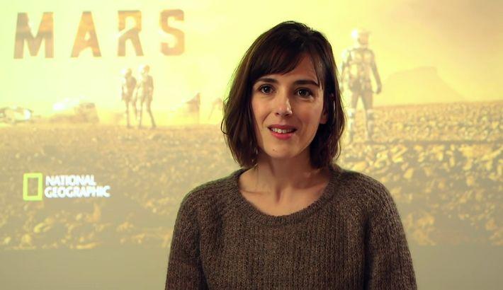 MARS Interview de ClEmentine Poidatz