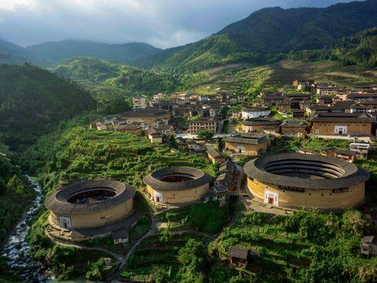 En Chine, les villages forteresses écologiques du Fujian