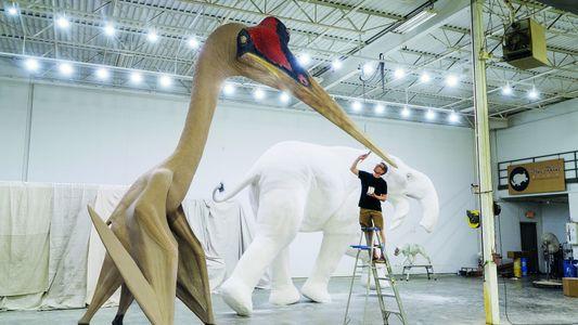Ptérosaure : le premier vertébré à se lancer dans les airs