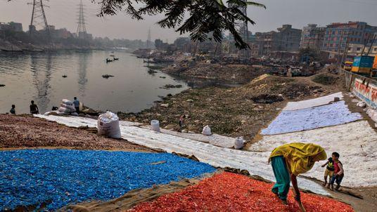 Les dix fleuves du monde qui charrient le plus de plastique