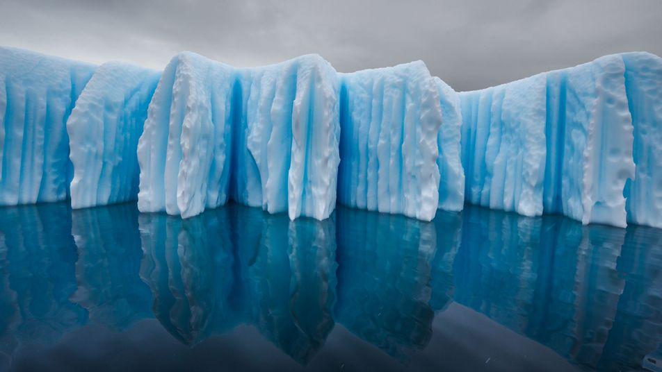 Pourquoi l'ouest de la péninsule Antarctique est-il plus touché par le réchauffement climatique ?