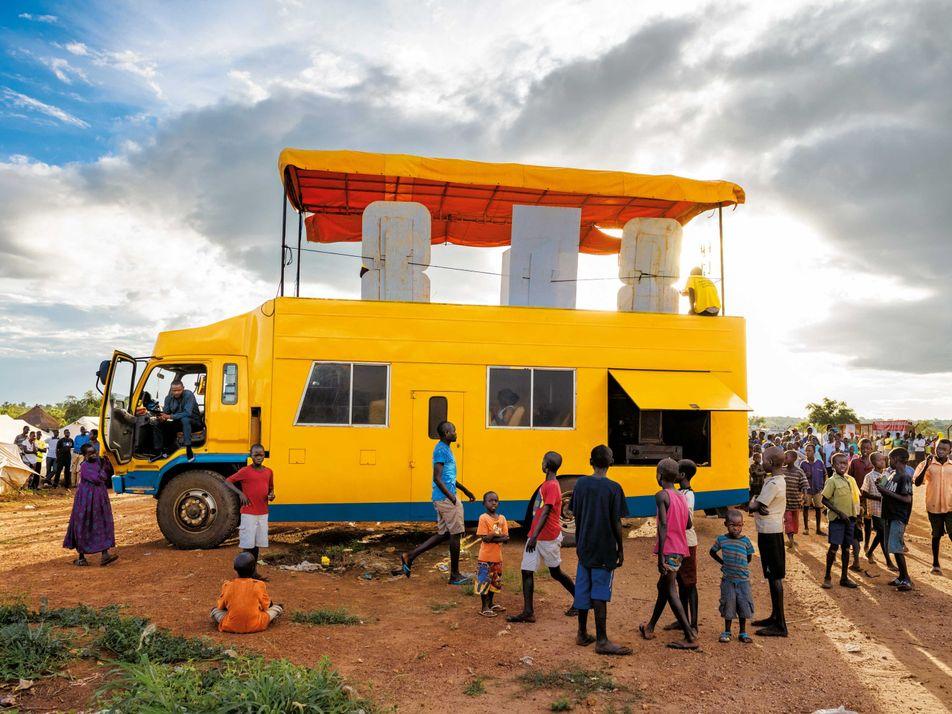 Ouganda : comment transformer un camp de réfugiés en véritable ville ?