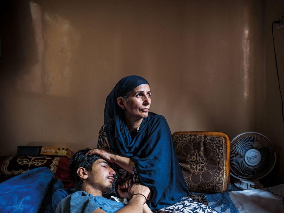 Le conflit au Cachemire : tirs à l'aveugle