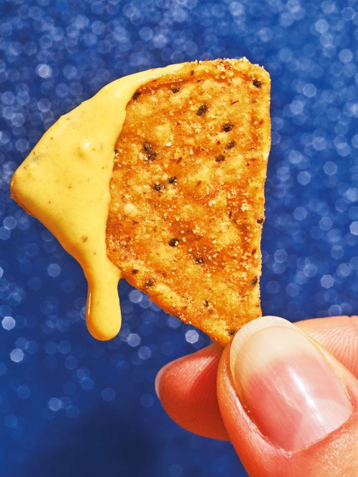Chips de grillon.