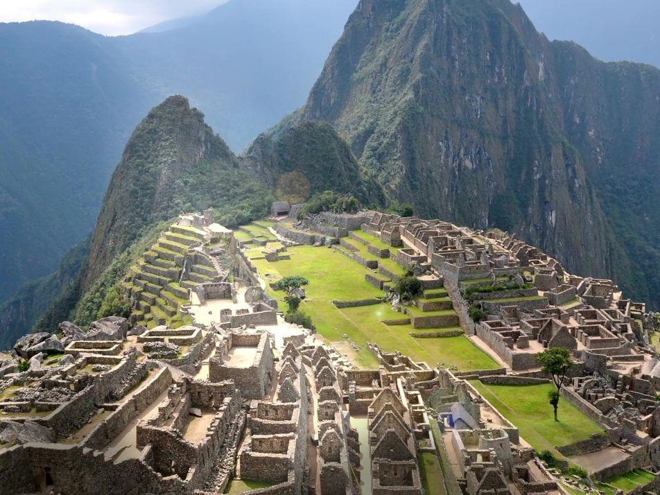 Comprendre : le Machu Picchu