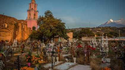 La fête des morts mexicaine en 13 photos