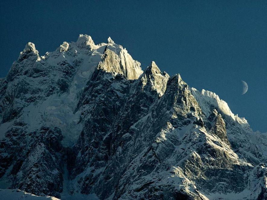 À l'assaut des montagnes
