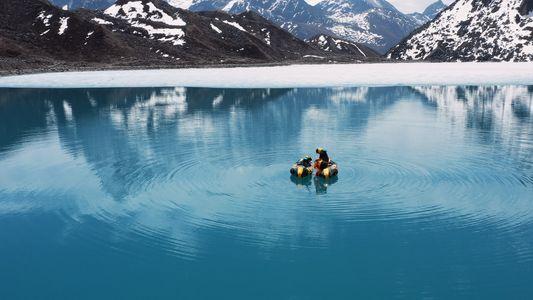 Que peut nous apprendre la boue issue des lacs glaciaires sur notre histoire et notre avenir ...