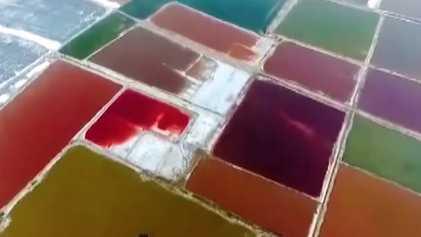 Les merveilleuses couleurs du Xiechi Lake