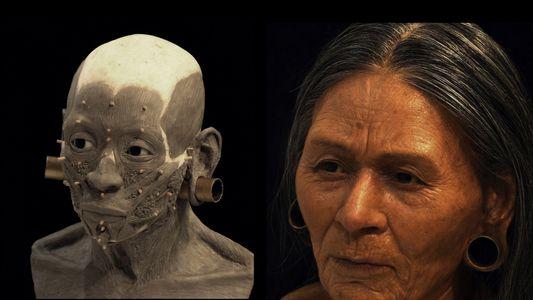 Le visage d'une reine huari reconstitué plus de 1 200 ans après sa mort