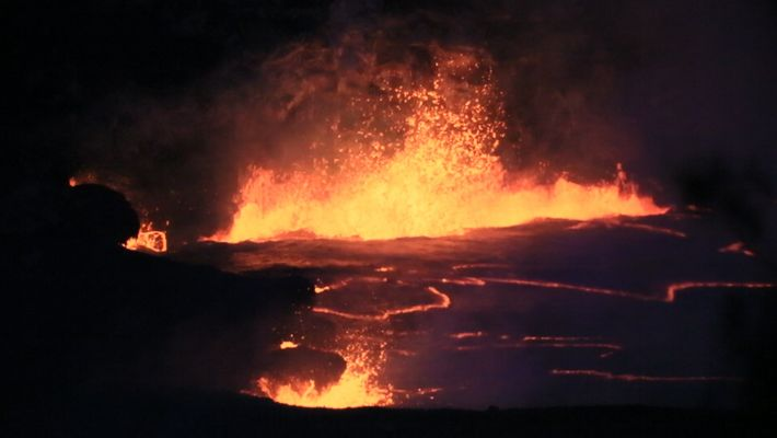 L'éruption du volcan Kilauea affecte la communauté hawaïenne